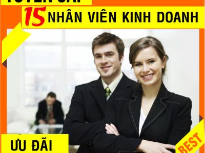 Nhân viên kinh doanh- Chăm sóc khách hàng