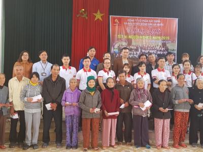 An Quoc Realty và chuyến hành trình mang mùa xuấn đến hộ nghèo ở Quảng Nam
