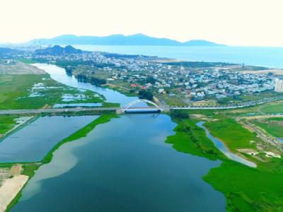 Dự án nạo vét sông Cổ Cò phát triển liên kết giữa Quảng Nam - Đà Nẵng