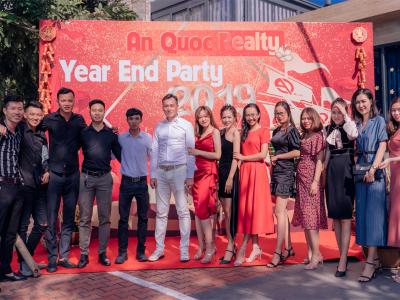 YEAR AND PARTY 2019: HÀNH TRÌNH VƯỢT SÓNG