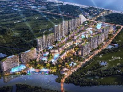 Tái hiện dự án tổ hợp Cocobay Đà Nẵng tại TP HCM