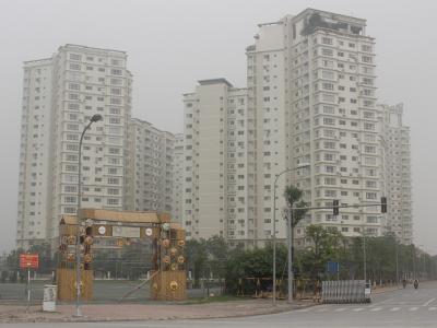 Thị trường bất động sản ngày càng mở rộng về quy mô