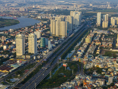 Giá bất động sản tăng bất thường năm 2020