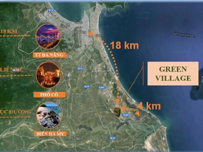 Dự án Hội An Green Village- Hội tụ giá trị sống đích thực