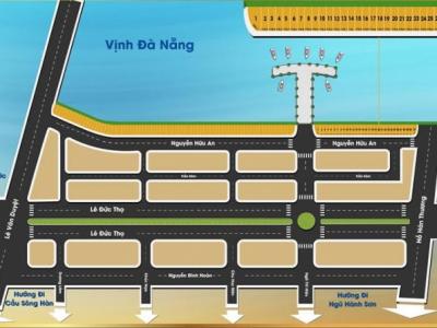 Mua đất đầu tư sinh lời cao tại Khu Sea Thuận Phước, Đà Nẵng