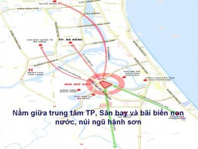 Đất nền dự án Hòa Quý city, vị trí hot và cơ hội đầu tư.